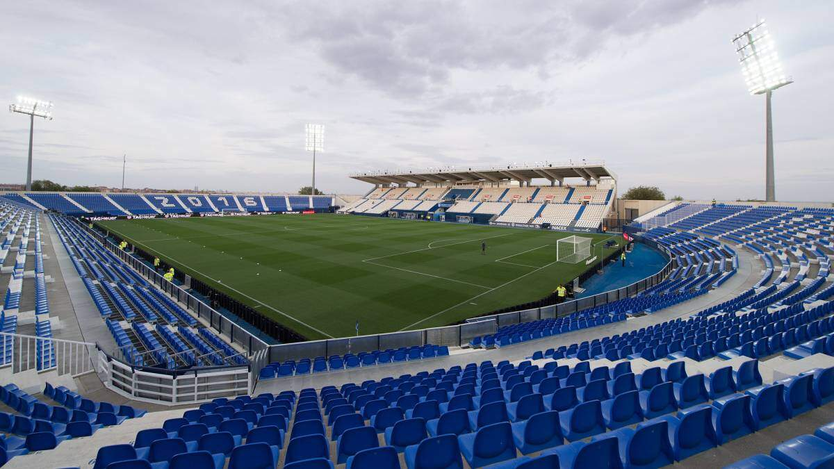 Estadio Municipal Butarque